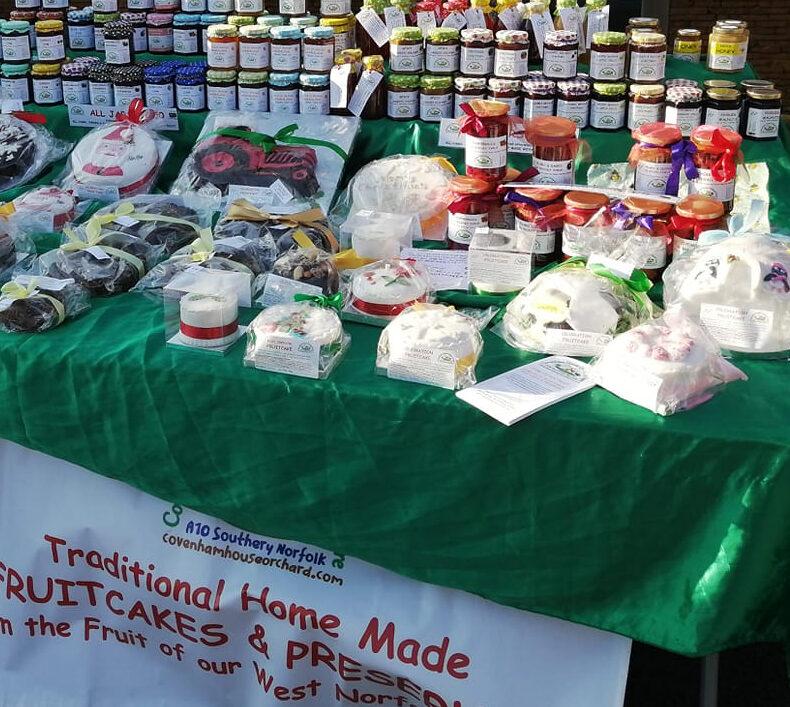 covenham orchard ely markets