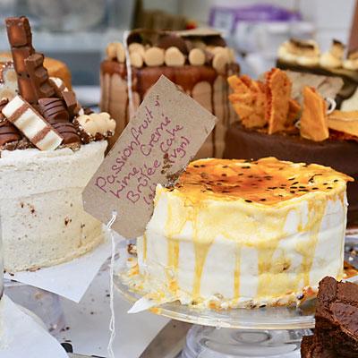 cakes ely market