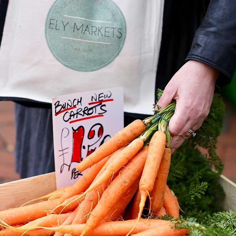 Norfolk Produce Ely Markets